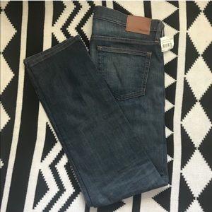 NWT Madewell slim fit jeans 35 (fits like 32)